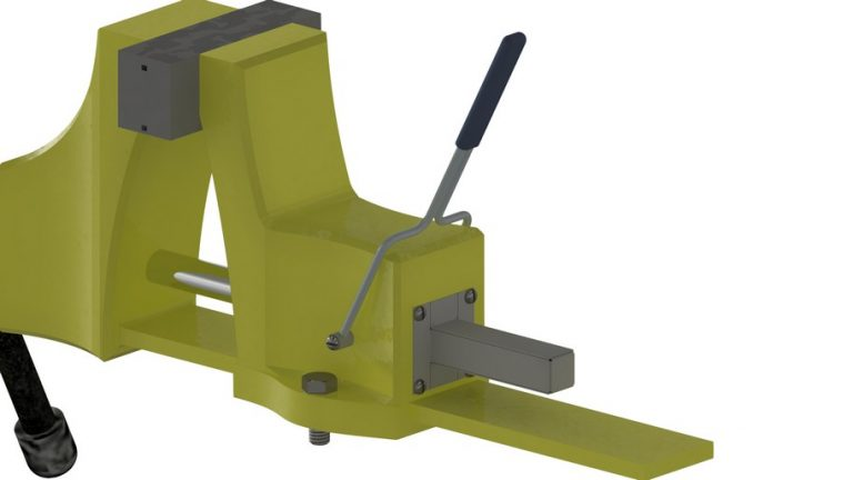 Final design of a speed vice